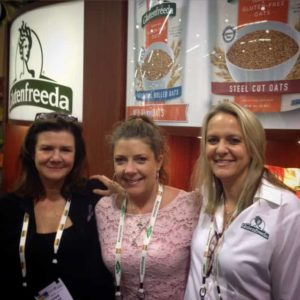 The lovely GF ladies of Glutenfreeda.